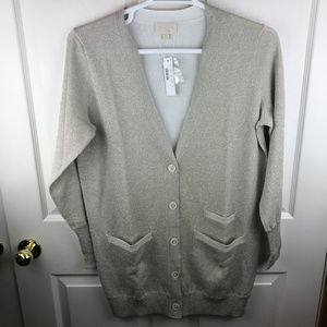 NWT J Crew Collection Knit Sparkle Sweater Medium
